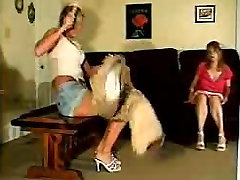 Spanked and humiliated bad boy fm spanking