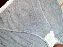 Cumming in Martyo&039;s Wifes Panties