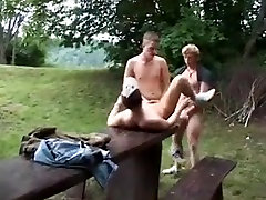 Outdoor Fun German Gay Porn