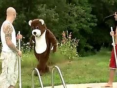 teddy bear 3way