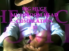 BIG HUGE MUSHROOM HEAD COMPILATION 3