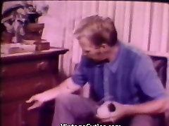 Man Fucks His Step Daughter 1960s Vintage