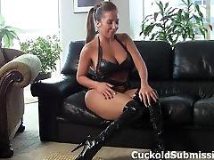 Kate England makes you her cuckold