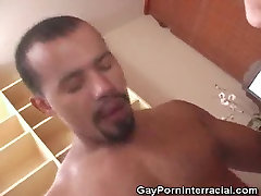 Room Mates Interracial Ass Fucking And Cumshots