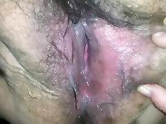 Hairy SSBBW Pregnant Creampie