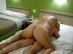 not dadDY FUCKS HIS FRIEND MATURE