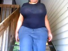 Huge Big Boobs Bounce Slow
