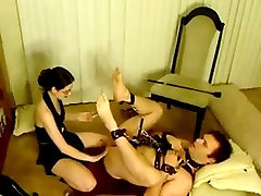 Mistress Roulette&039;s Tease and Denial Video 1