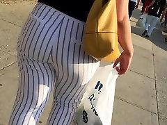 sexy ass walk voyear