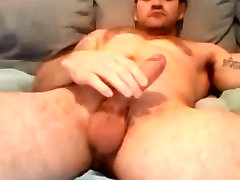 Very cute wolfy guy with nice dick