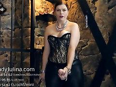 StrapOn German FemDom Humilation Fetisch Sissy TV Slut Erzie