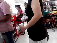 Black Panty at Alfa Sukomanunggal, Surabaya, Indonesia