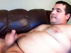 Chubby Bear Cumshot