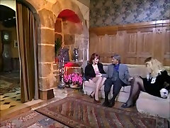 Vintage French 3some FFM