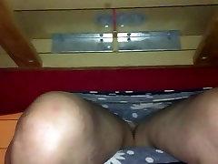 upskirt, no panties