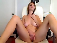 Webcam Girl Drinks Magic Horny Water