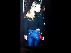 Michelle Trachtenberg&039;s ass cum tribute 7