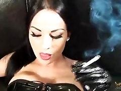 Sexy smoking fuck
