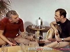 Incredible Penis Pumping & Self-Sucking - Vintage Gay Porn 1985