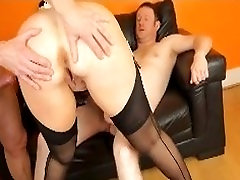 www.punishedbabe.com Hot Double Anal Penetration