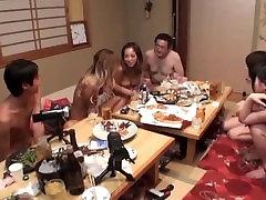 Japanese Smoking Fetish Drunk Girls 6