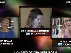 Women In Porn - 'Pioneers of Feminist Porn' with Candida Royalle