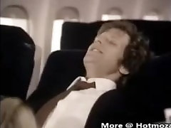 Fucking in a plane