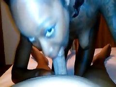 Super Hot Ebony Blowjob freshdatemilfsdotcom