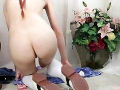 Hot Teen Redhead Dolly Little Shows Inside DollysPlayhouse