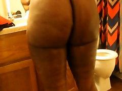 Dirty Diana Naked Ass