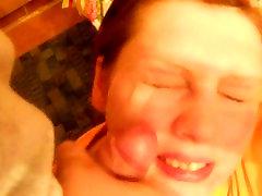 russian mature huge facial 5
