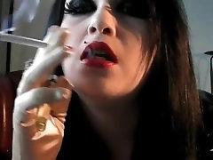 PRINCESS SMOKE - SMOKING FETISH RICHMOND SUPERKING MENTHOL I