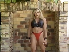 Kiana from 1fuckdate.com - Bbf milf bodybuilder muscled dp an
