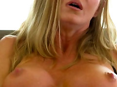 Mature big tit cougars trembling orgasm