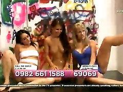 Jess West, Kate Santoro, Chloe Lovette on BabeStation - 08-08-2014 5
