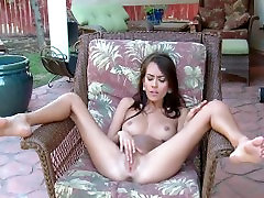 Janice Griffith Pink Pussy Closeup Fingering Mastrubation HD Porn Video