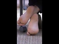 Japanese Foot Fetish Candid 3