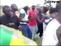 AFRICAN GANG BANG HD
