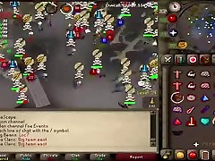 Final Ownage Elite Gangbang in wildy. Hardcore anal penetration.