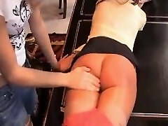 Spanked for Watching Porn