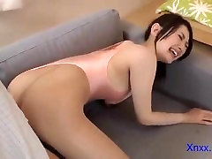 Sexy Asian Girl Fuck with Boyfriend in Bedroom