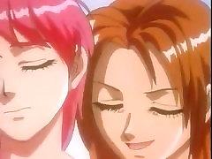 Hentai Lesbian Spa