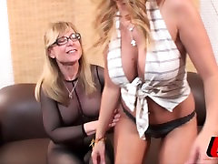 milf super stars lisa daniels and nina hartley please and fuck eachother