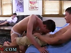 Shaved college men and gay twink brothers fucking each other videos Okay,
