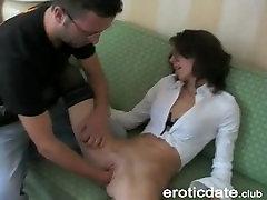 Steffi Skinny Teen Fisting - hard fisting porn