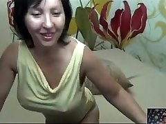 Big boob mom