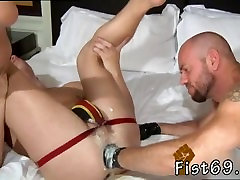 Boy gay emo sex snapchat Dakota Wolfe is arched over and well-prepped to