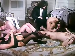 Alpha France - French porn - Full Movie - La Grande Enfilade 1978