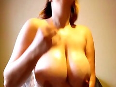 Chubby Mollie Piper Big Breasted Titty Rubbing