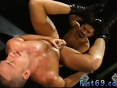 gay sexy men hot nude photo Club Infernos own Uber-bottom, Rick